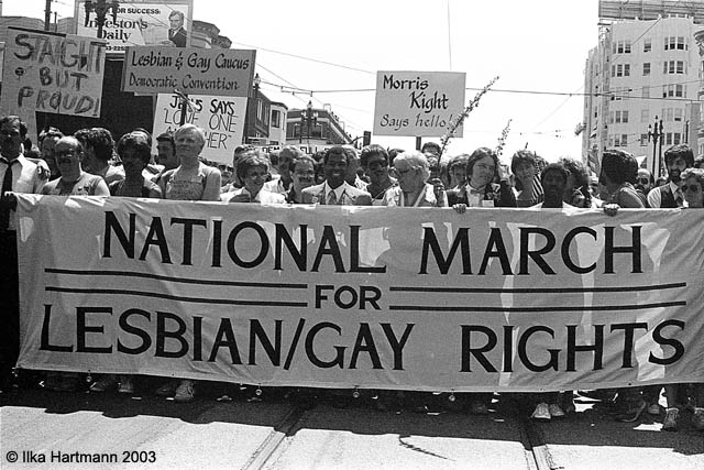 from Lyric gay rights movement in the 1980s